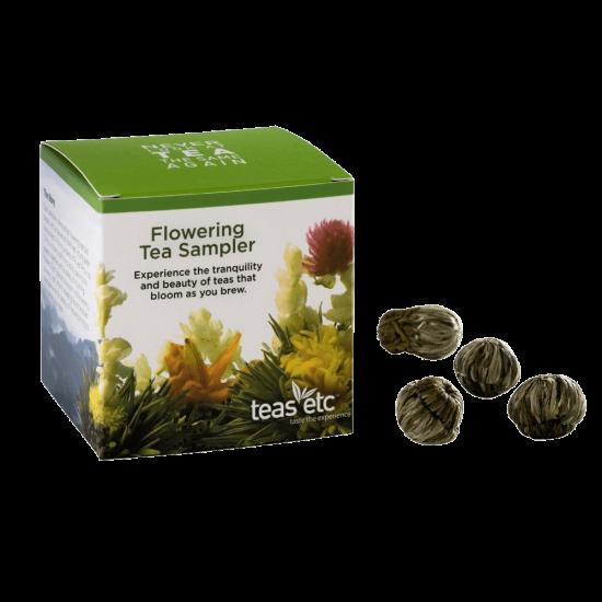 Teas Etc Fowering Green Tea...