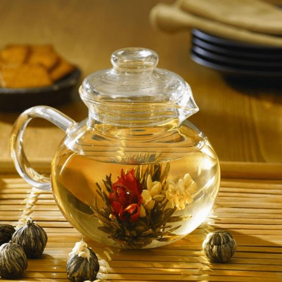 Primula Flowering Tea Set...